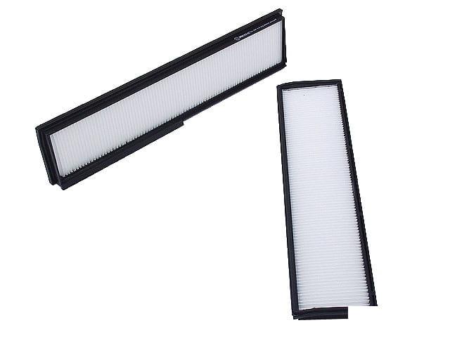 2x Wear Indicator Sensor Brake Pads Front for PORSCHE 911 3.6 00-05 Petrol Febi