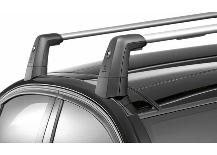 Mercedes benz roof racks and accessories for Mercedes benz roof box