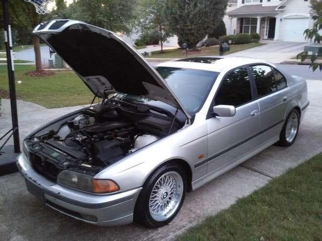 BMW E39 5Series Transmission Fail Safe  19972003 525i 528i