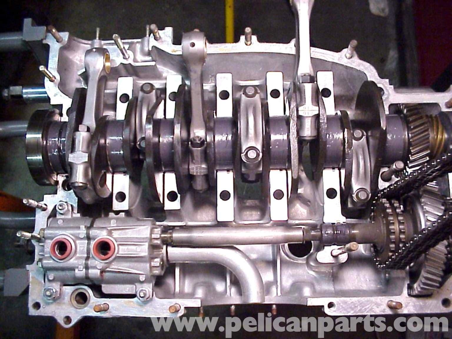porsche rebuilding your engine turbo large image