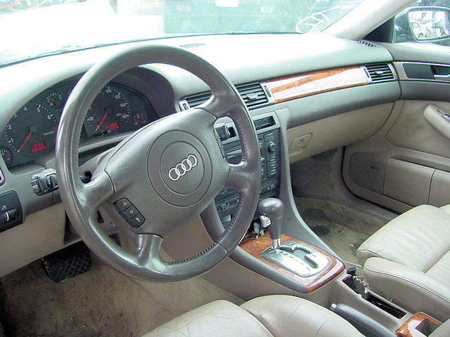 In this article, I'll cover steering wheel removal on the Audi A6.