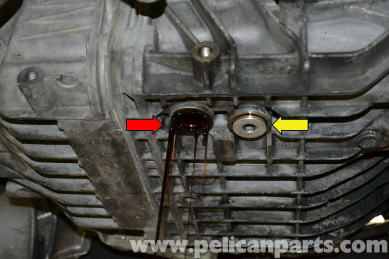 Audi A4 B6 Automatic Transmission Fluid and Filter Replacement (2002-2008) | Pelican Parts DIY ...