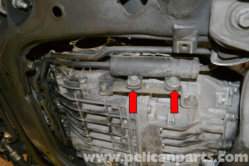 Audi A4 B6 Automatic Transmission Fluid And Filter