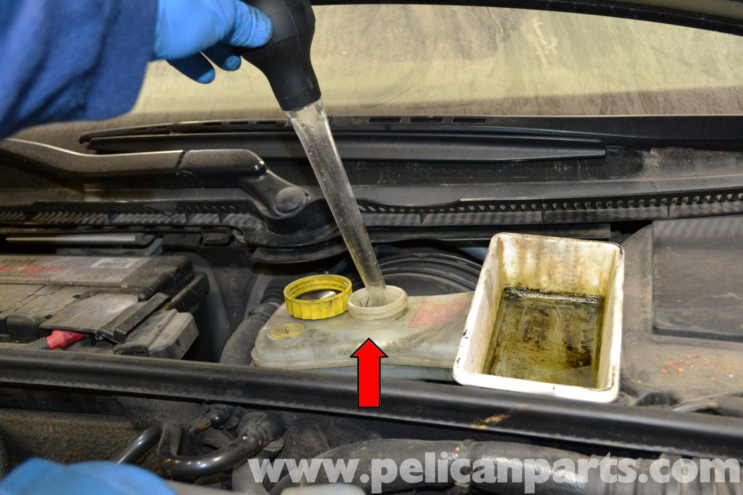 how to add brake fluid 2002 audi a4