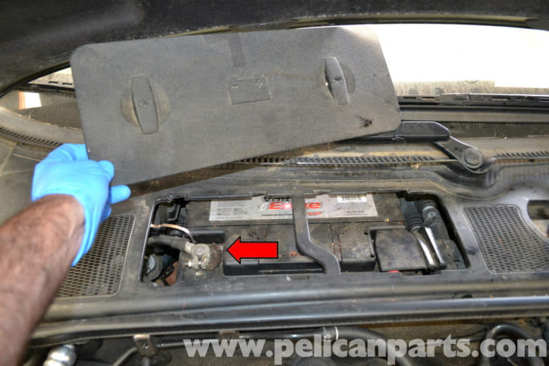 Audi A4 B6 Center Console Removal 2002 2008 Pelican