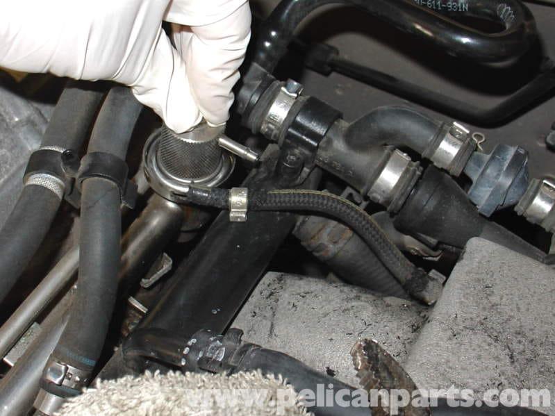 Audi A4 1 8t Volkswagen Fuel Pressure Regulator Golf