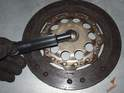 A plastic clutch centering tool, specific to your car and clutch, is available and comes with most clutch kits.