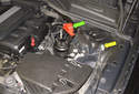 Jump Starting vehicle: A vehicle with a discharged battery can be jumpstarted using a good battery or a good battery in another vehicle.
