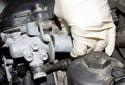 M54 Engine Intake VANOS Solenoid: Unscrew the VANOS solenoid from the VANOS actuator.