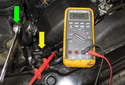 Testing with sensor removed: You can also test the sensor with it removed from the engine.