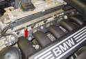 Normally aspirated engine: It's a good idea to relieve fuel system pressure before beginning.