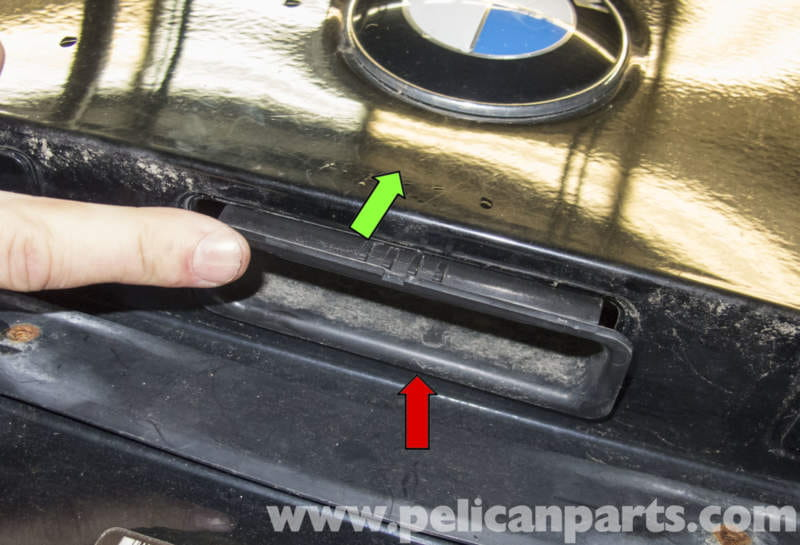 bmw e60 5 series trunk release button replacement 2003 2010 when installing the new release button install the wiring harness and be sure it is