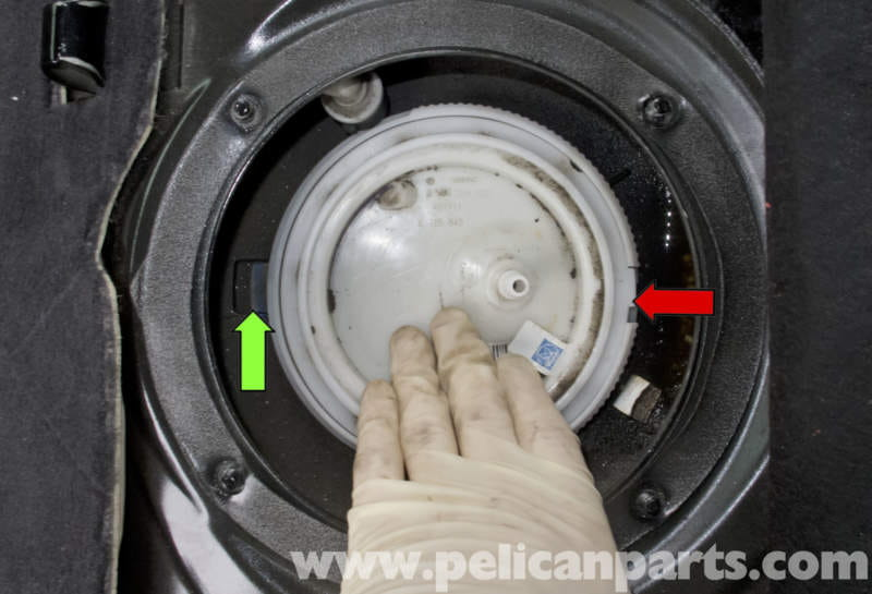 Service Manual  How Do You Replace Fuel Pump 2010 Bmw M5