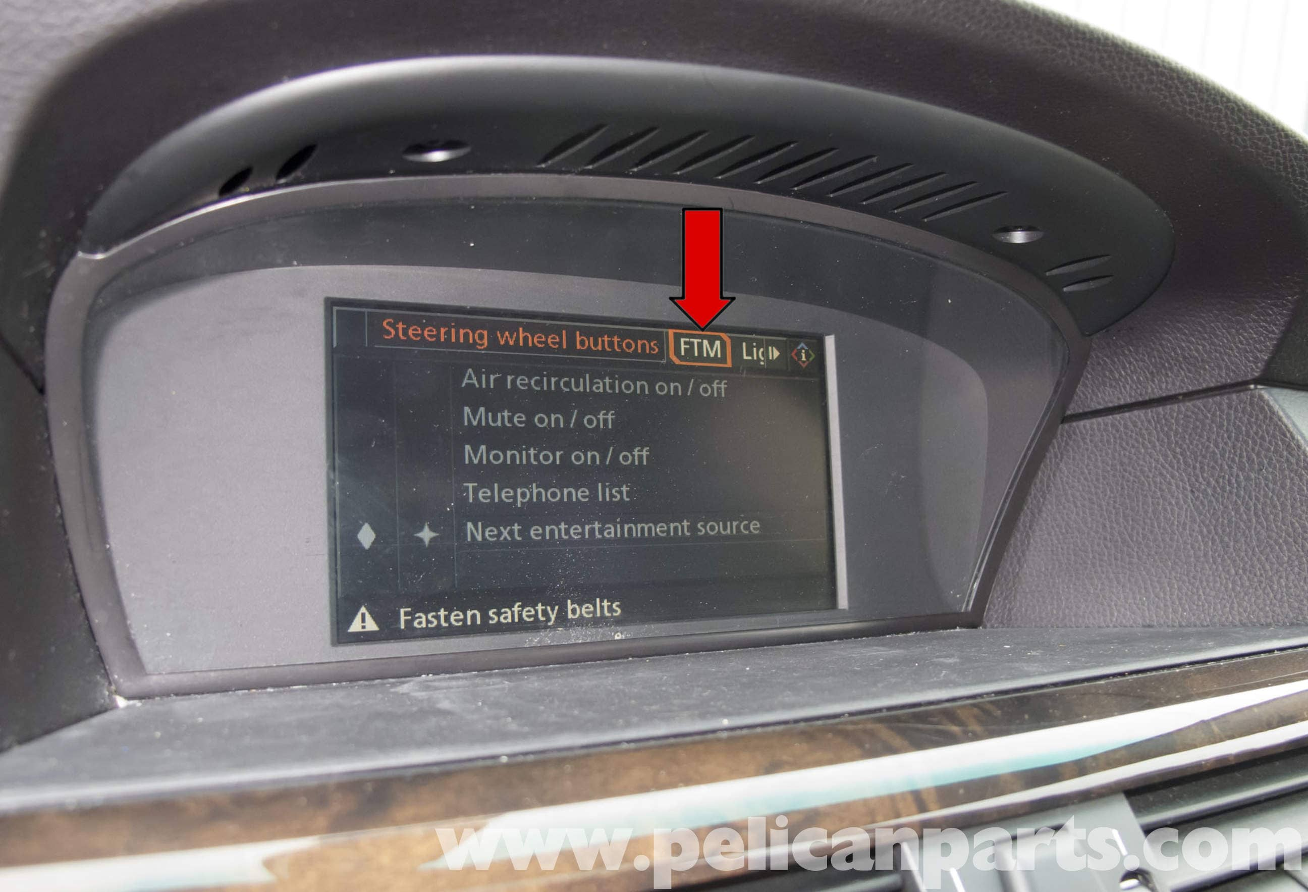 Bmw E60 5 Series Tire Pressure Monitoring System 2003