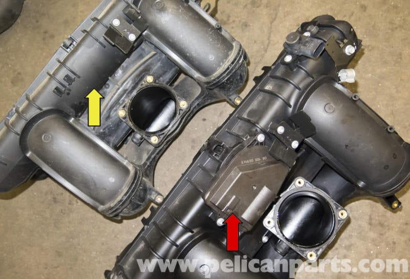 Bmw E60 5 Series N52 Engine Intake Manifold Upgrade