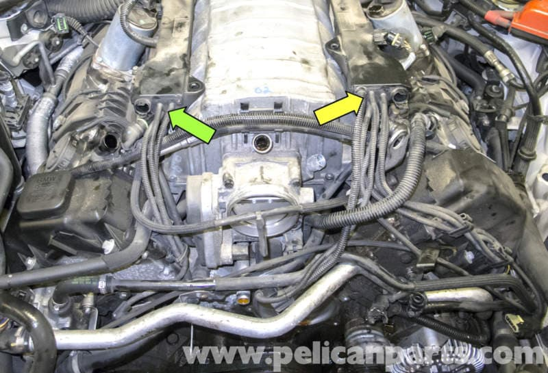 n engine diagram diagrams get image about wiring diagram n engine diagram bmw e60 5 series n62 8 cylinder intake manifold replacement