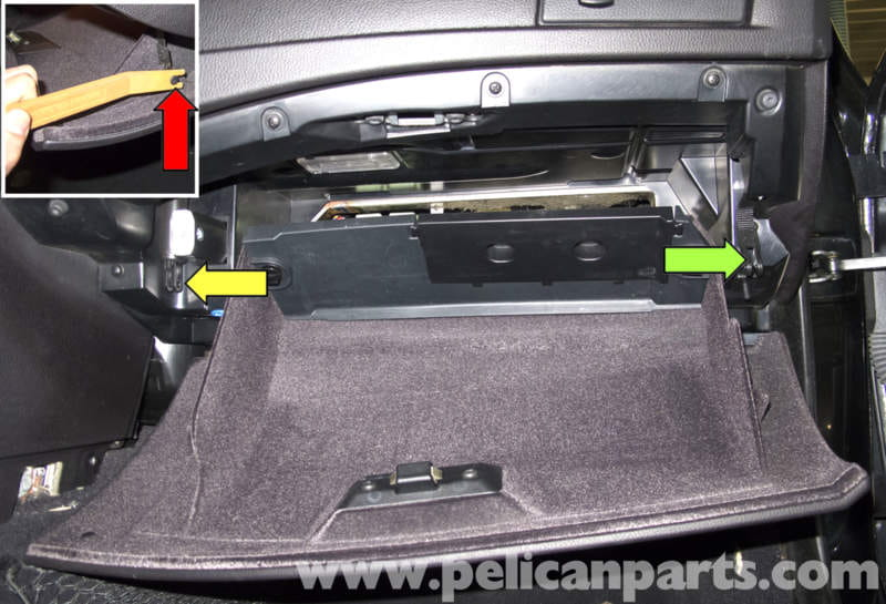 bmw e60 glove box fuse diagram bmw image wiring bmw e60 5 series glove box replacement 2003 2008 pelican parts on bmw e60 glove box