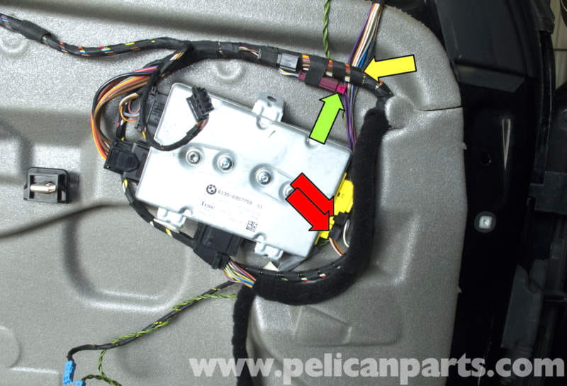 Bmw E60 5 Series Side Mirror Replacement 2003 2010