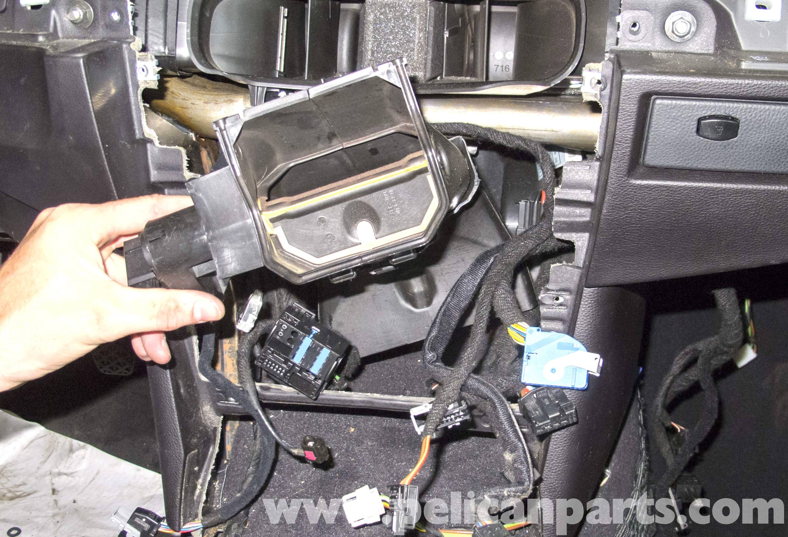 bmw e60 5 series hvac stepper motor replacement 2003 2010 large image extra large image
