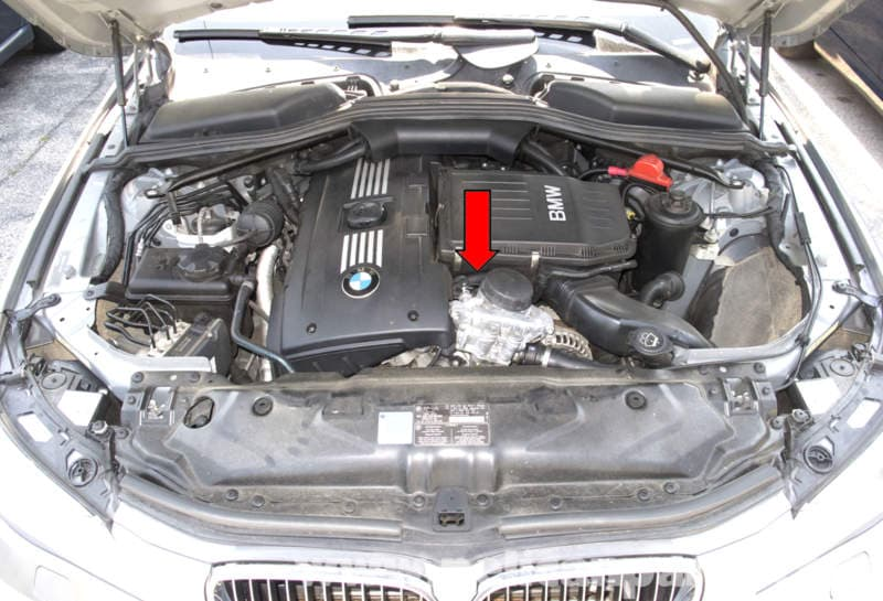 bmw   series engine management systems