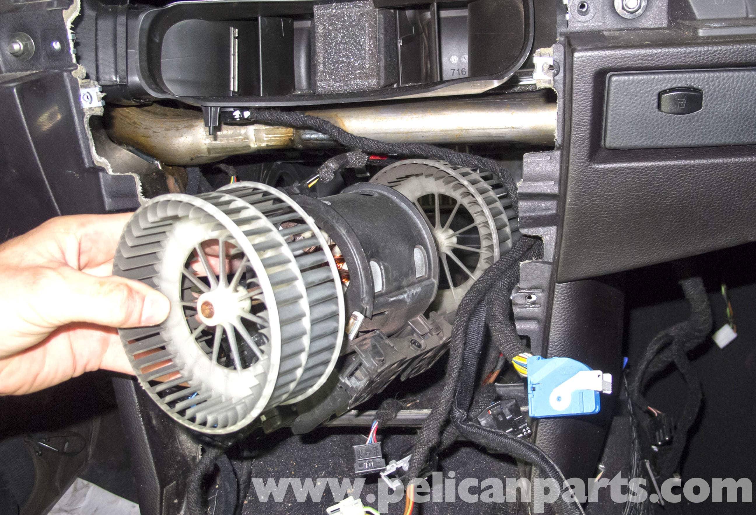 Bmw E60 5 Series Blower Motor Amp Blower Motor Resistor