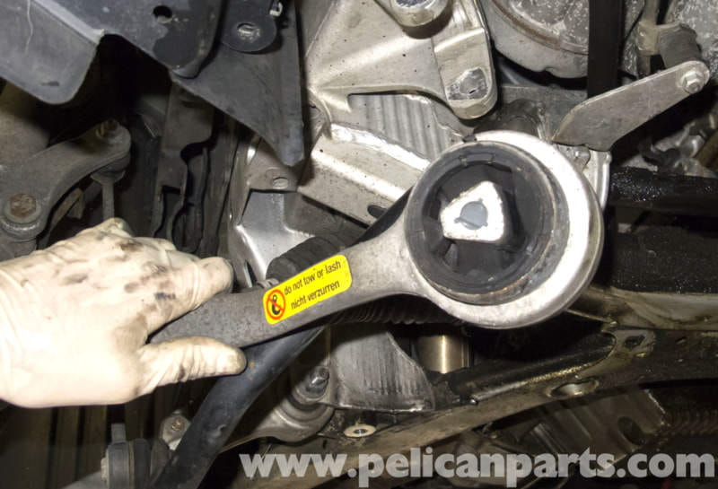 Bmw E60 5 Series Front Tension Strut And Bushing