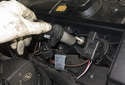 Remove the ignition coil from the cylinder head by pulling it straight up.