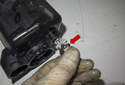 When replacing the expansion tank, you will have to swap the coolant level sensor from the old tank to the new one.
