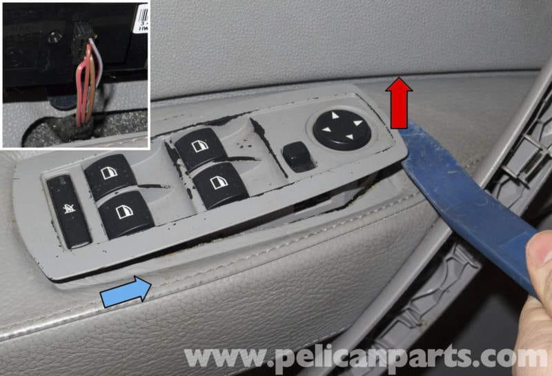 Pelican Technical Article Bmw X3 Door Panel Replacement