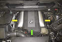 8-cylinder engine: 8-cylinder engines have three engine covers.