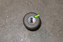 Lock Cylinder: This is the hole you will insert the tool into when removing the lock cylinder (green arrow).