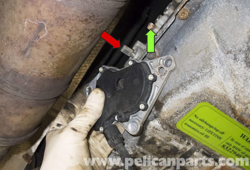 Bmw X5 Automatic Transmission Range Switch Replacement
