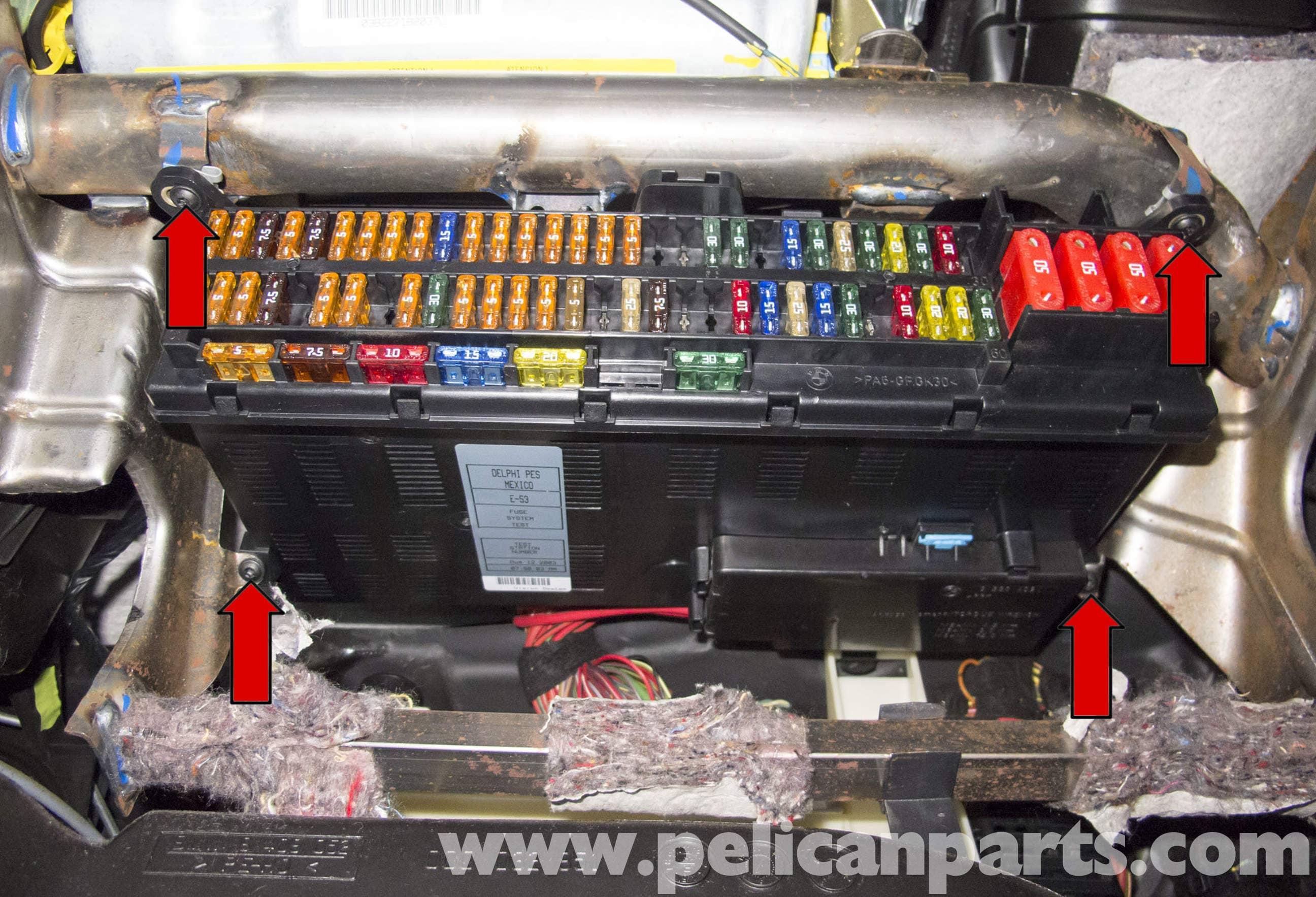 bmw x5 fuel pump testing  e53 2000 2006  pelican parts