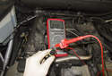 Testing Coolant Temp Sensor: You can also test the voltage from the cluster to the sensor.