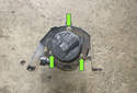 Secondary air pump: With the air pump removed, you now have to remove the bracket to swap it over to the new pump.