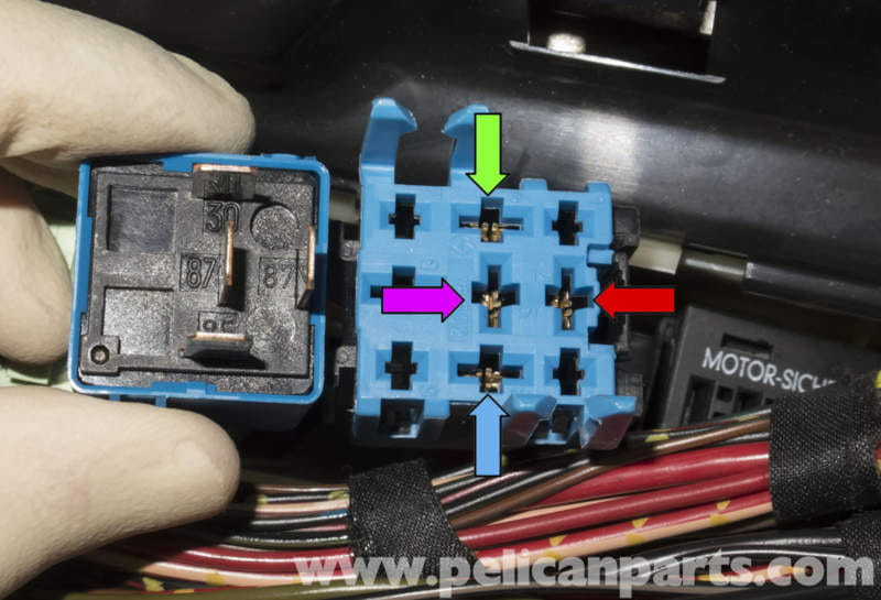 Bmw S54 Fuel Injection Dme Relay Testing