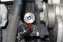 Bank 1: Then remove the knock sensor from your engine.