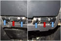 The glovebox on Z4 models is known to break at the pivot points.
