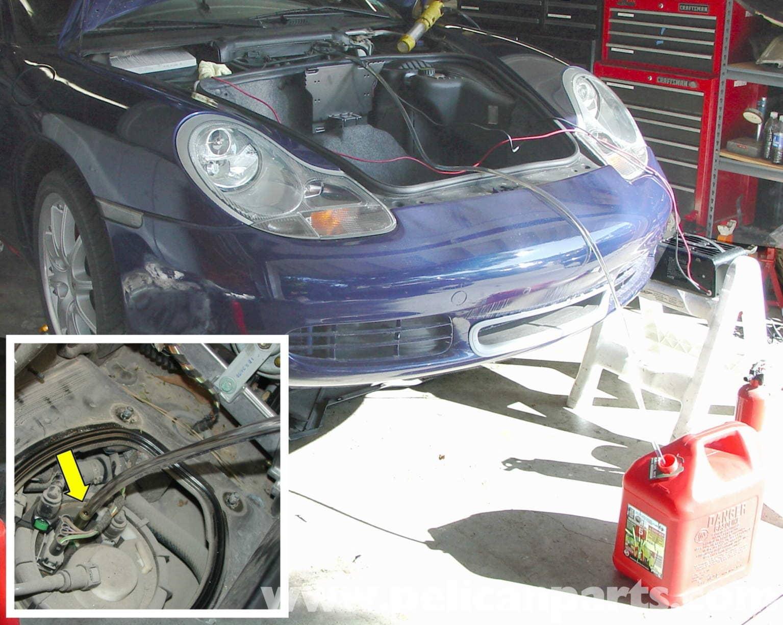 porsche boxster fuel pump replacement 986 987 1997 08 large image