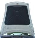 Shown here is the front hood with the Das Schild protector installed.