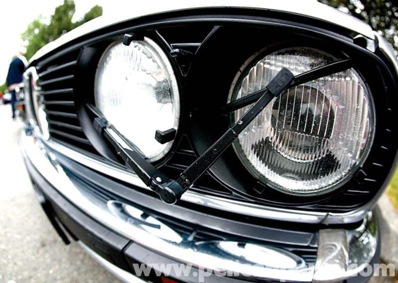 How''s this for a rare option? The Headlamp Cleaning System and Intensive Wash System