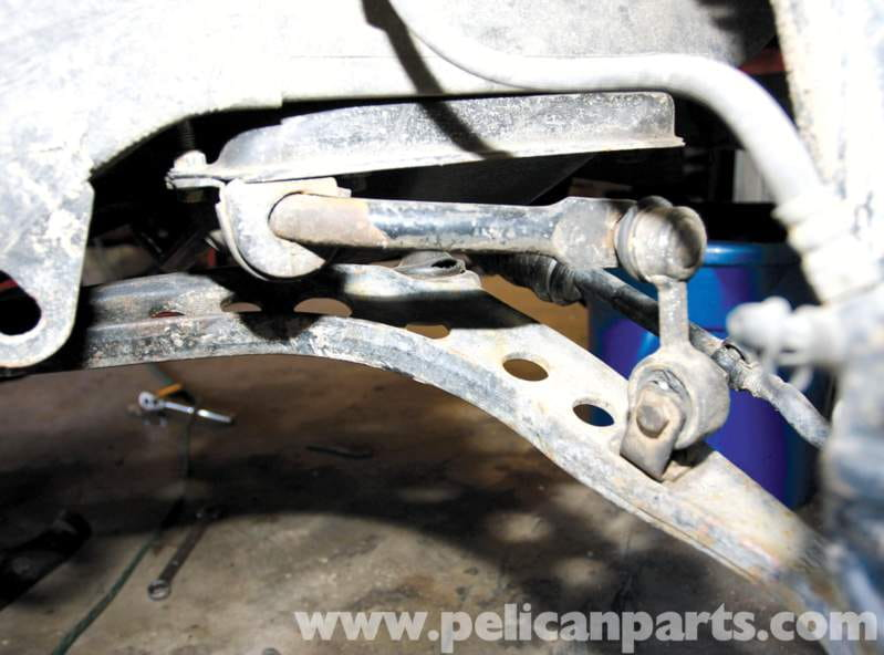 Go with M3-style swaybar attachment (to the struts) if you have a non-M3 and are modifying the struts anyway.