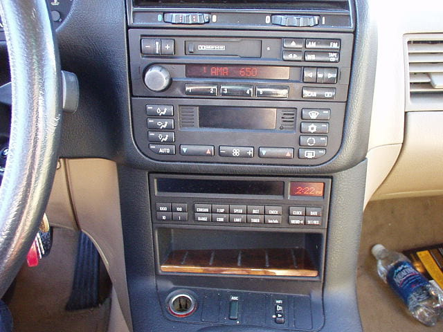 Bmw E36 3-series Climate Control Repair  1992