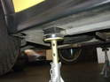 Shown here are the flat-top jack stands that are sold at PelicanParts.