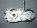 (R50 Cooper) Shown here is the new belt tensioner for the Non-S Cooper models.
