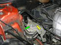 On 2004 and later MINIs, the passenger side engine mount was redesigned.