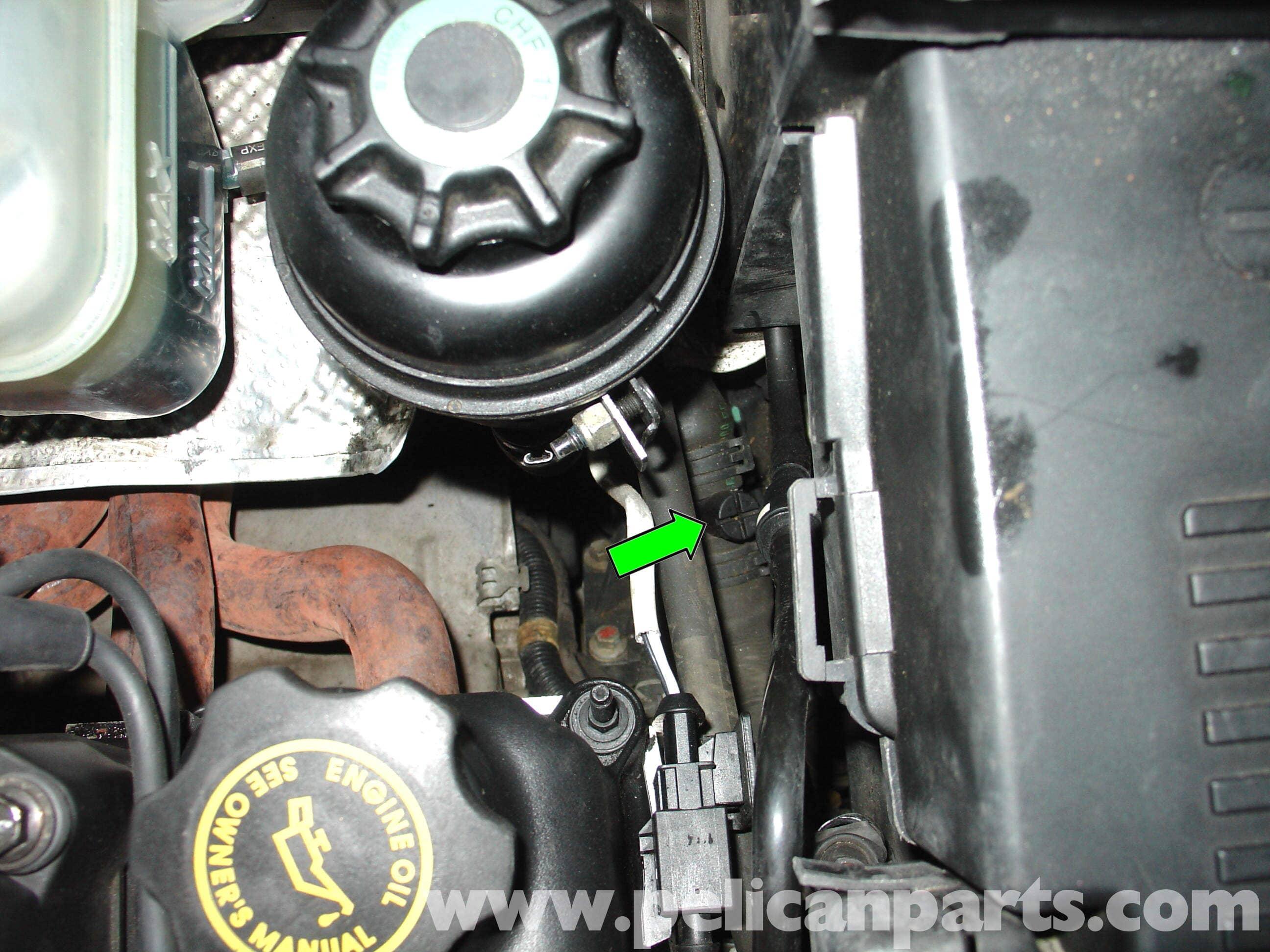 MINI Cooper Coolant Change RRR  Pelican Parts - 03 mini cooper s wiring diagram