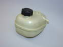 Shown here is a new coolant expansion tank with cap for the MINI.