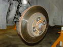 Before you remove your brake discs, it is important to first measure them to see if they need to be replaced.