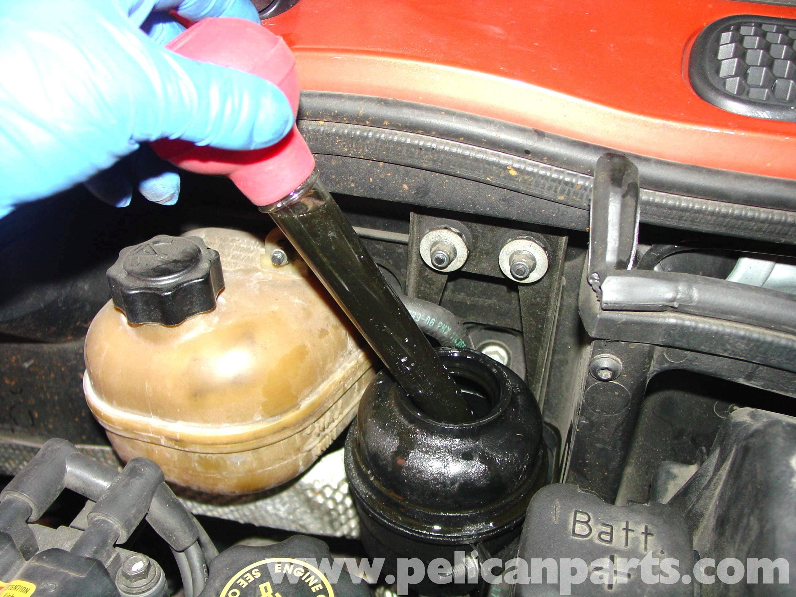 MINI Cooper Power Steering Pump Replacement (R50/R52/R53 ...